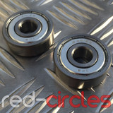 PITBIKE WHEEL BEARING SET - SIZE 6301 (12mm)