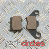 PITBIKE / ATV BRAKE PADS (TYPE E)