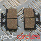 PITBIKE / ATV BRAKE PADS (TYPE F)