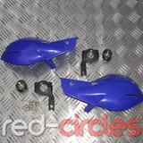 PITBIKE / ATV HAND GUARDS - BLUE