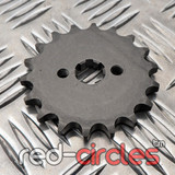 17mm PITBIKE / ATV FRONT SPROCKET - 18 TOOTH / 428 PITCH