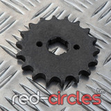 20mm PITBIKE / ATV FRONT SPROCKET - 18 TOOTH / 420 PITCH