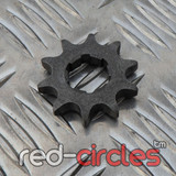 20mm PITBIKE / ATV FRONT SPROCKET - 10 TOOTH / 428 PITCH