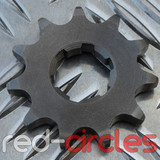 20mm PITBIKE / ATV FRONT SPROCKET - 11 TOOTH / 428 PITCH