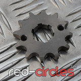 20mm PITBIKE / ATV FRONT SPROCKET - 12 TOOTH / 428 PITCH