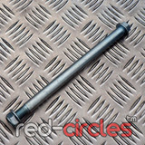 15mm PITBIKE AXLE - 250mm LONG