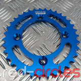 BLUE TALON PITBIKE SDG REAR SPROCKET - 37 TOOTH / 420 PITCH