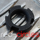 PIT BIKE CLUTCH BASKET RETAINING CASTLE NUT