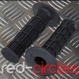 PITBIKE SOFT GRIPS - BLACK
