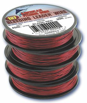 American fishing wire bleeding leader wire for American fishing wire