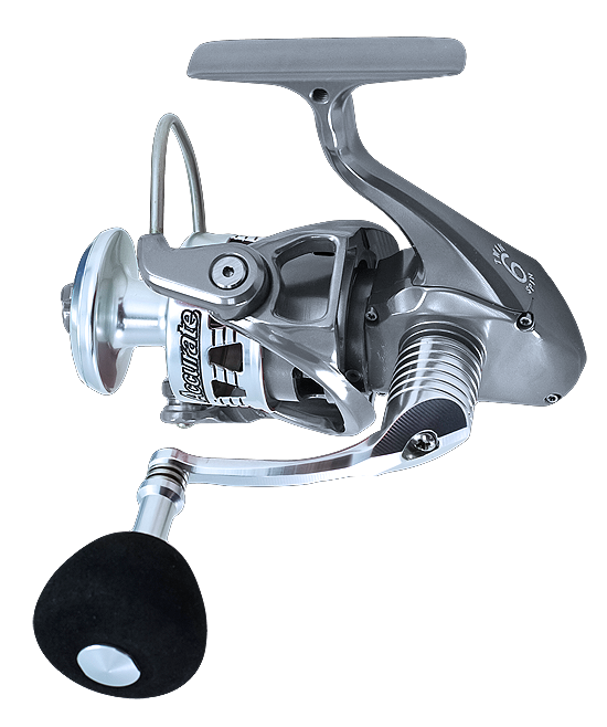accurate twin spin spinning reel, Fishing Reels