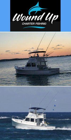 Charters for Fishing in bermuda