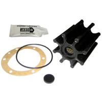 """Jabsco Impeller Kit - 8 Blade - Neoprene - 2-9\/16"""" Diameter x 3"""" W, 5\/8"""" Shaft Diameter"""