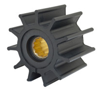 "Jabsco Impeller Kit - 12 Blade - Neoprene - 3-"" Diameter - Brass Insert - Spline Drive"