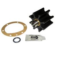 """Jabsco Impeller Kit - 8 Blade - Nitrile - 2-9\/16"""" Diameter - Ding Drive"""