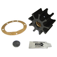 "Jabsco Impeller Kit - 9 Blade - Nitrile - 3-3\/4"" Diameter x 2-1\/2"" W, 1"" Shaft Diameter"