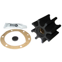"Jabsco Impeller Kit - 8 Blade - Neoprene - 2-9\/16"" Diameter x 2"" W, 5\/8"" Shaft Diameter"