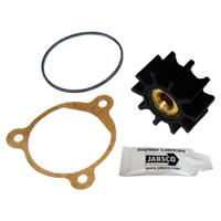 "Jabsco Impeller Kit - 10 Blade - Nitrile - 1-19\/32"" Diameter"
