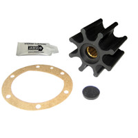 "Jabsco Impeller Kit - 8 Blade - Nitrile - 2-9\/16"" Diameter - Spline Drive"