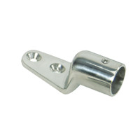 "Whitecap 5-1\/2 Degree Blind Base - 316 Stainless Steel - 1"" Tube O.D."