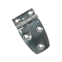 "Whitecap Offset Hinge - 316 Stainless Steel - 1-1\/2"" x 2-3\/4"""
