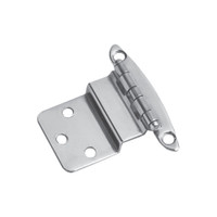 "Whitecap Concealed Hinge - 304 Stainless Steel - 1-1\/2"" x 2-1\/4"""