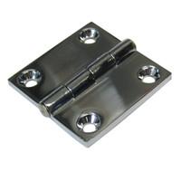 "Whitecap Butt Hinge - 316 Stainless Steel - 2"" x 2"""