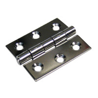 "Whitecap Butt Hinge - 304 Stainless Steel - 1-1\/2"" x 1-1\/4"""