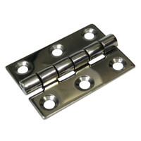 "Whitecap Butt Hinge - 304 Stainless Steel - 2"" x 1-1\/2"""
