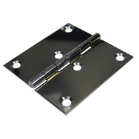 "Whitecap Butt Hinge - 304 Stainless Steel - 3"" x 3"""