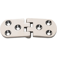 "Whitecap Flush Mount Hinge - 316 Stainless Steel - 4"" x 1-1\/2"""