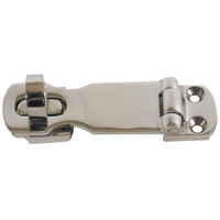 "Whitecap 90 Degree Mount Swivel Safety Hasp - 316 Stainless Steel - 3"" x 1-1\/8"""