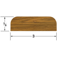 "Whitecap Teak Batten - 3""W"