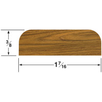 "Whitecap Teak Batten - 1-7\/16""W"