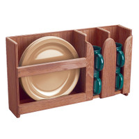 Whitecap Teak Dish\/Cup Holder