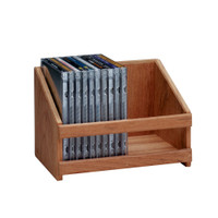 Whitecap Teak CD Rack