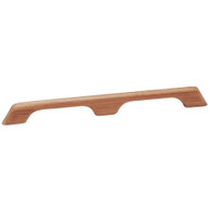 "Whitecap Teak Handrail - 2 Loops - 23""L"