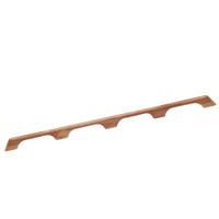 "Whitecap Teak Handrail - 4 Loops - 43""L"