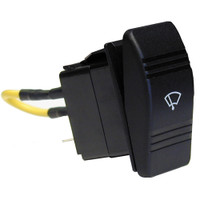 Ongaro Wiper Switch - 3-Position Rocker