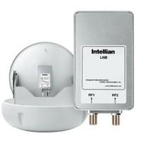 Intellian Universal Quad LNB - 4 Ports