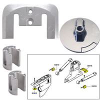 Tecnoseal Anode Kit w\/Hardware - Mercury Bravo 2-3 - Aluminum