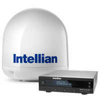 "Intellian i4P Linear System w\/17.7"" Reflector & Universal Quad LNB"
