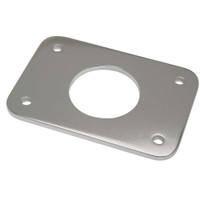 "Rupp Top Gun Backing Plate w\/2.4"" Hole - Sold Individually, 2 Required"