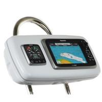 """NavPod GP1040-15 SystemPod Pre-Cut f\/Raymarine c95\/c97\/e95\/e97 & 1 Instrument f\/9.5"""" Wide Guard"""