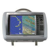 "NavPod GP1035 SailPod Pre-Cut f\/Garmin 4012\/4212 f\/9.5"" Wide Guard"