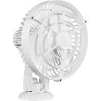 """Caframo Kona 817 24V 3-Speed 7"""" Weatherproof Fan - White"""