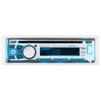 Boss Audio MR762BRGB Single DIN Bluetooth Enabled In-Dash MP3\/CD\/CDRW\/AM\/FM Receiver