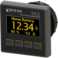 Blue Sea M2 DC SoC State of Charge Monitor