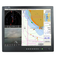 Green Marine AWM Series II IP65 Sunlight Readable Marine Display - 19""