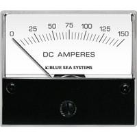 "Blue Sea 8018 DC Analog Ammeter - 2-3\/4"" Face, 0-150 Amperes DC"